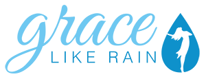 Grace Like Rain Logo