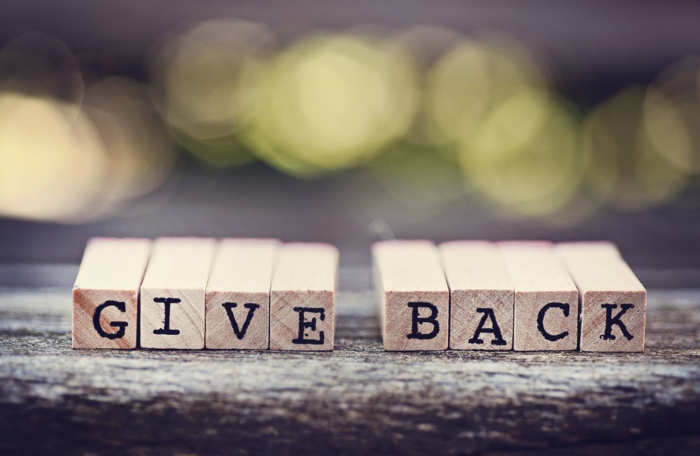 Give Back Wooden Blocks